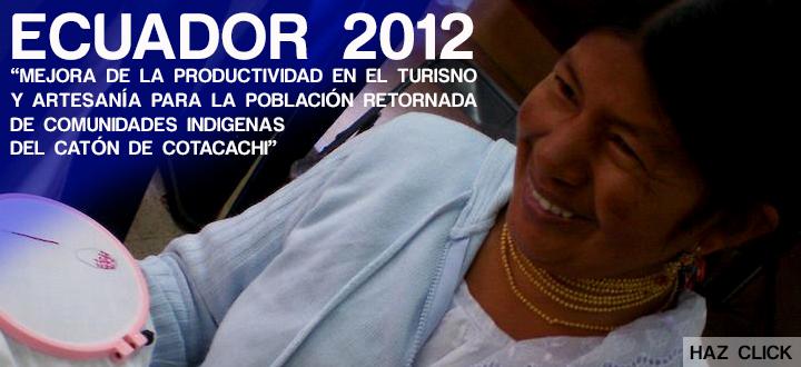 ECUADOR 2012