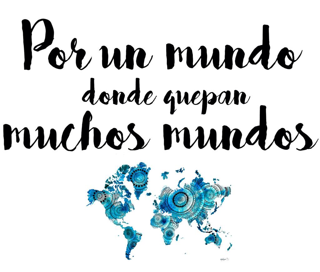 por un mundo