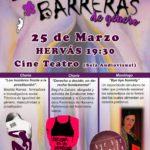 25 de Marzo. Clausura. Cine Teatro. Hervás