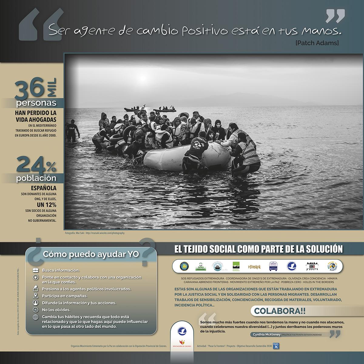 panel5-tejido-social-parte-de-la-solucion-#ningunserhumanoesilegal