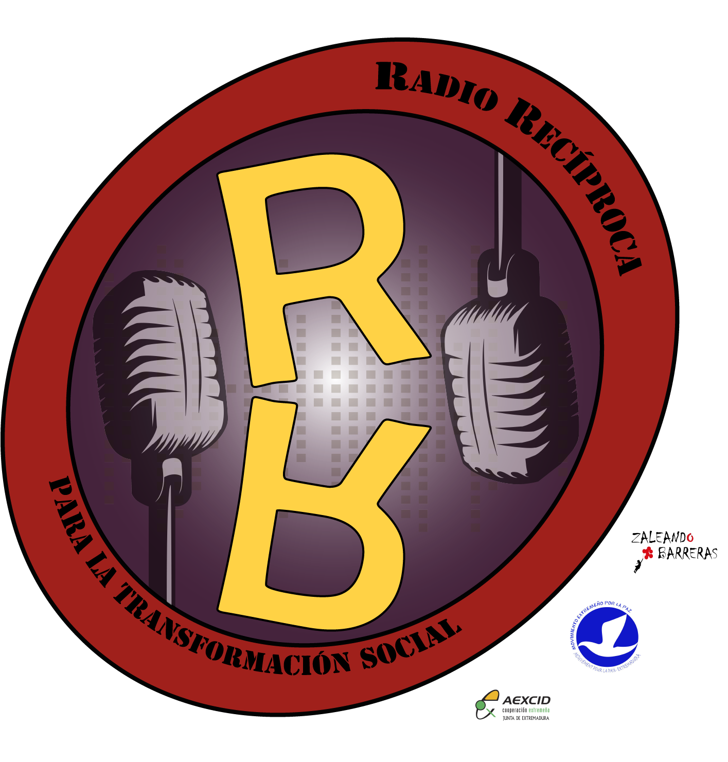 RADIO RECÍPROCA. Radio Escolar Comunitaria del Valle del Ambroz.