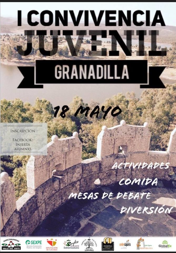I Convivencia Juvenil Granadilla